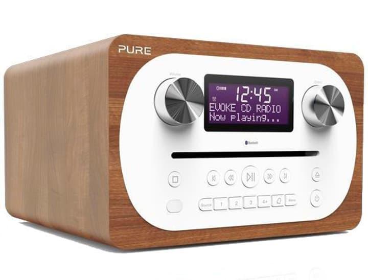 Evoke C-D4 - Noce Sistema Micro HiFi Pure 785300127366 N. figura 1