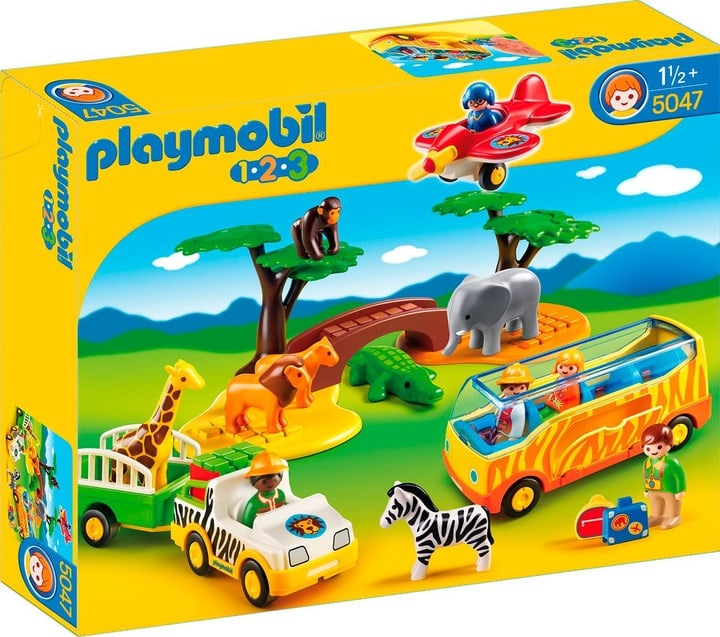 Playmobil 5047 Grand Africa Safari 747657200000 N. figura 1