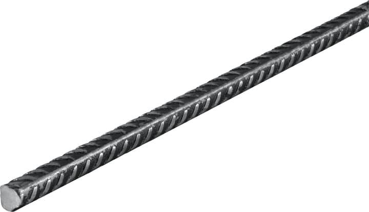 Rond à béton 8 mm acier laminé 2 m alfer 605043700000 Type Acier à béton nervuré Taille 2 m x a 8 mm Photo no. 1