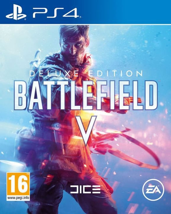 PS4 - Battlefield V - Deluxe Edition Box 785300139471 Photo no. 1