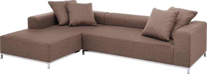 MEMPHIS Canapé d'angle 405743250113 Couleur Sable Dimensions L: 290.0 cm x P: 190.0 cm x H: 60.0 cm Photo no. 1