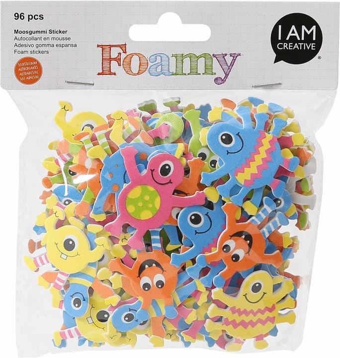 FOAMY, mostri, 9 pezzi 666780600000 N. figura 1