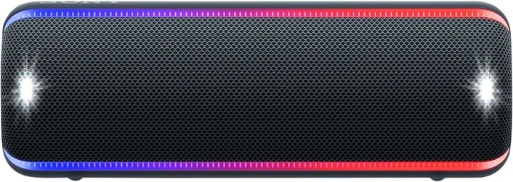 SRS-XB32B - Noir Haut-parleur Bluetooth Sony 772831700000 Photo no. 1