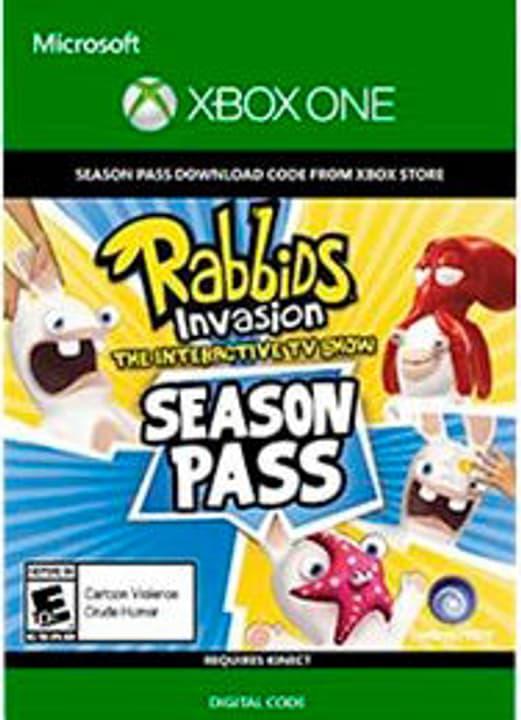 Xbox One - Rabbids Invasion: Season Pass Numérique (ESD) 785300135617 Photo no. 1