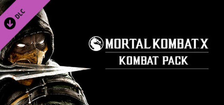 PC - Mortal Kombat X Kombat Pack Numérique (ESD) 785300133331 Photo no. 1