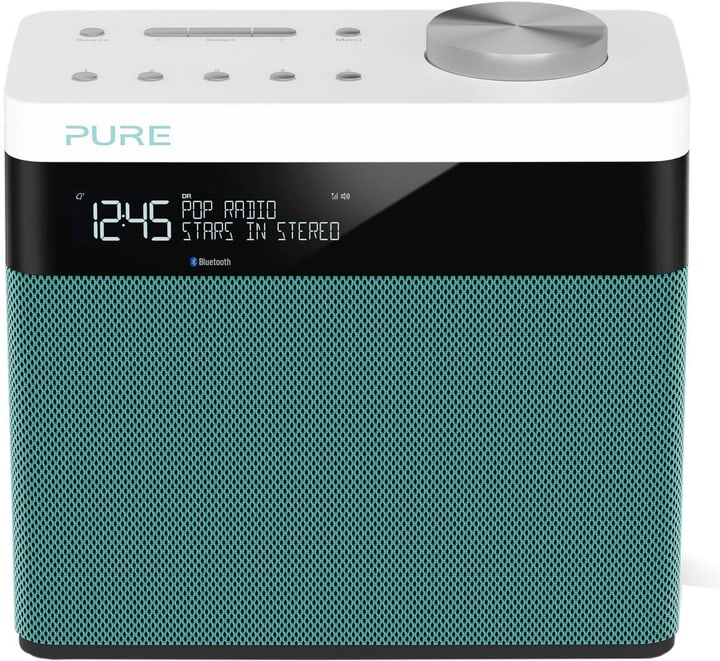 POP Maxi S - Menthe Radio DAB+ Pure 785300131570 Photo no. 1