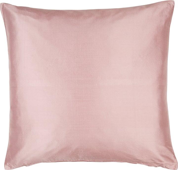 DELIA Coussin décoratif 450725740038 Couleur Rose Dimensions L: 40.0 cm x H: 40.0 cm Photo no. 1