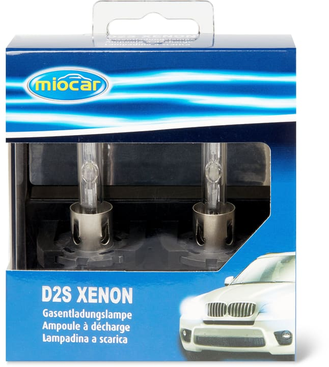 D2S Xenon Ampoule à décharge Miocar 620470900000 Photo no. 1