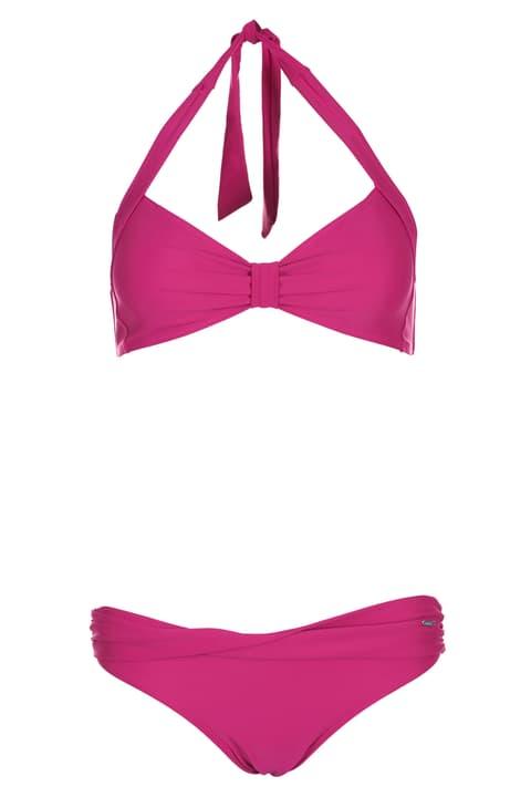 Bikini pour femme C-Cup Extend 462164903637 Couleur fuchsia Taille 36 Photo no. 1