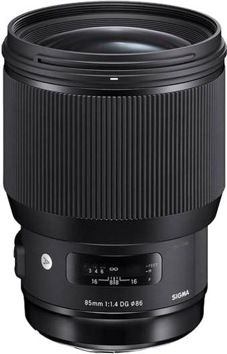 85mm 1.4 DG HSM Art, Canon-AF Objectif Sigma 785300126163 Photo no. 1