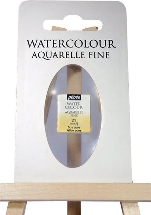 Pébéo Watercolour Pebeo 663531530021 Colore Ocra Gialla N. figura 1