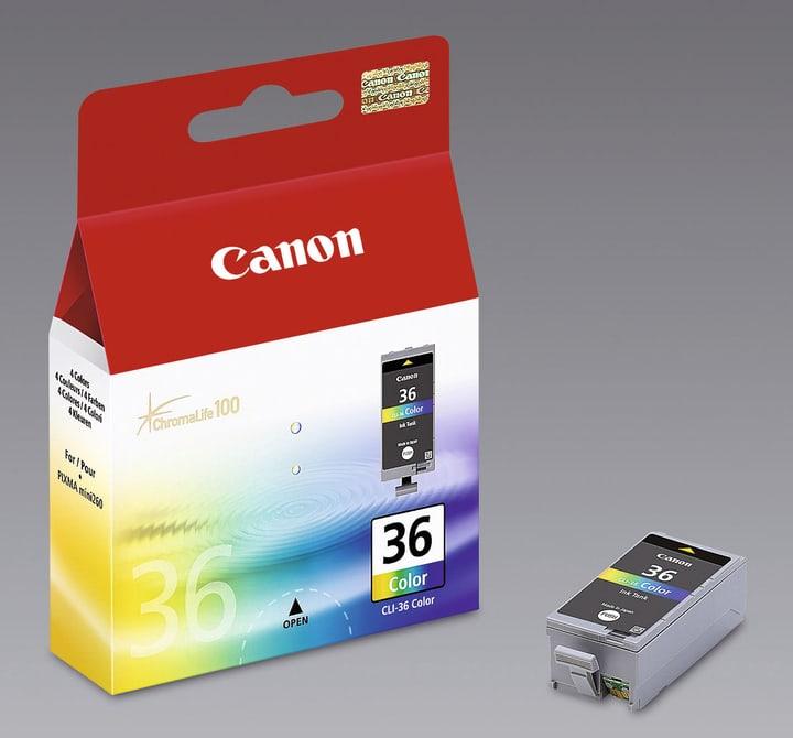 CLI-36 PIXMA cartouche d'encre color Cartouche d'encre Canon 797523900000 Photo no. 1