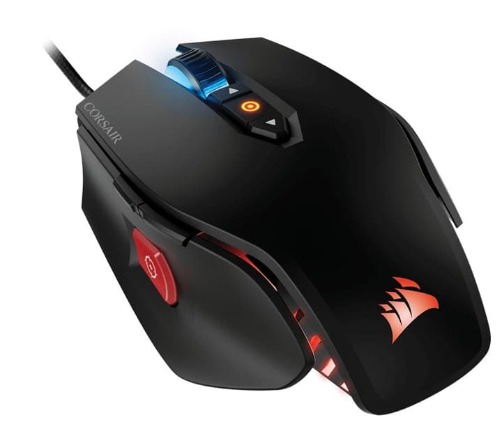 M65 Pro RGB Optical Gaming Mouse - Black Corsair 785300131504 Bild Nr. 1