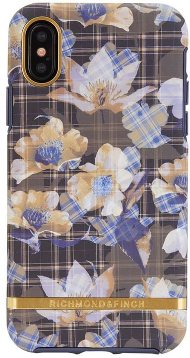 Case Floral Checked Coque Richmond & Finch 785300133219 Photo no. 1