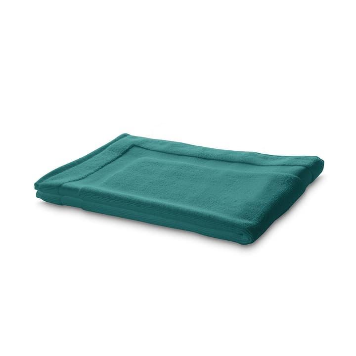 ROYAL Badteppich 374085200000 Farbe Smaragd Grösse B: 90.0 cm x T: 60.0 cm Bild Nr. 1