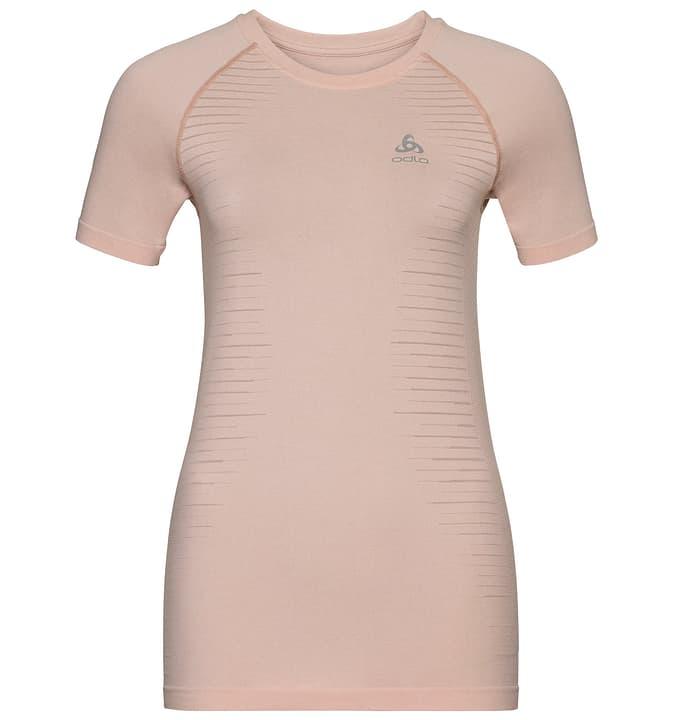 Seamless Element T-Shirt S/S Shirt pour femme Odlo 470195400632 Couleur rose ce Taille XL Photo no. 1