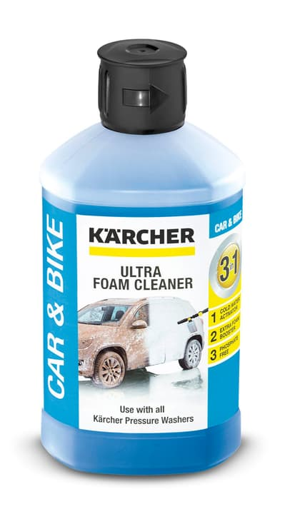 Ultra Foam Cleaner 3-in-1 RM 615 Detergente Kärcher 616702900000 N. figura 1