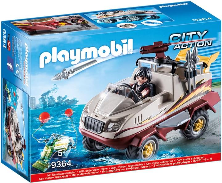 Playmobil Amphibienfahrzeug 746095000000 Bild Nr. 1
