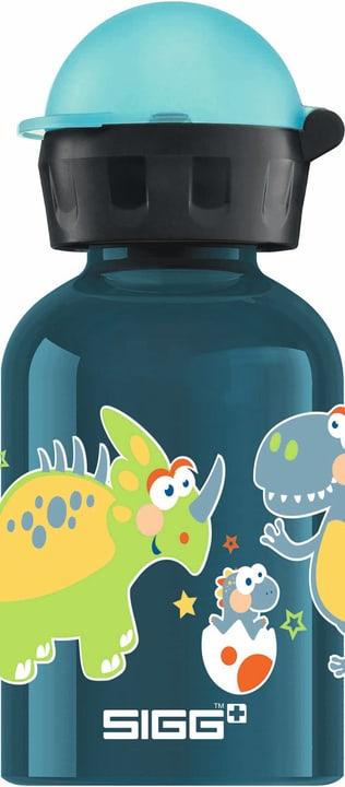 Kids Dino Borraccia Sigg 491284100065 Colore petrolio Taglie Misura unitaria N. figura 1