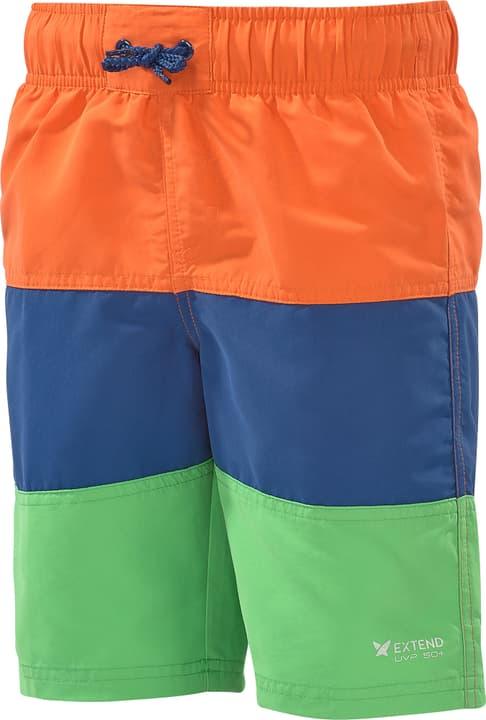 Knaben-UVP-Badeshort Extend 464524312893 Farbe farbig Grösse 128 Bild-Nr. 1
