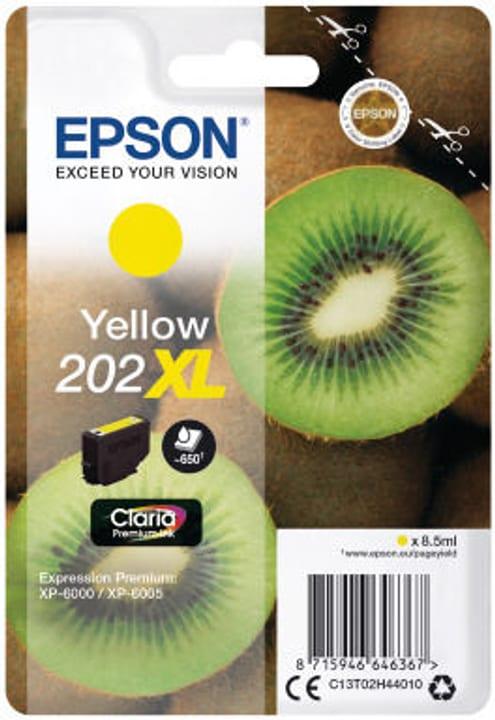 Cartouche d'encre 202XL jaune Cartouche d'encre Epson 798549600000 Photo no. 1