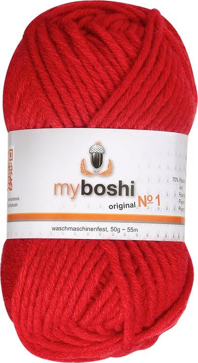 Lana No 1 My Boshi 665303200000 Colore Rosso segnale N. figura 1