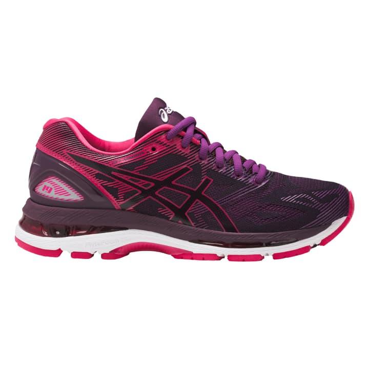 Gel Nimbus 19 Chaussures de course pour femme Asics 462015337545 Couleur violet Taille 37.5 Photo no. 1