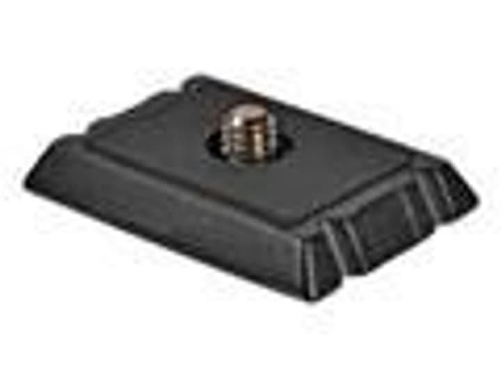 Ersatzplatte (31x44mm) schwarz Velbon 785300125943 Bild Nr. 1