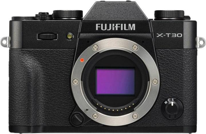 Fujifilm X-T30 Body schwarz Systemkamera FUJIFILM 785300143038 Bild Nr. 1