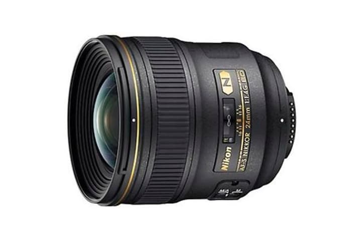 Nikkor AF-S 24mm/1.4G ED Objectif Objectif Nikon 785300125533 Photo no. 1