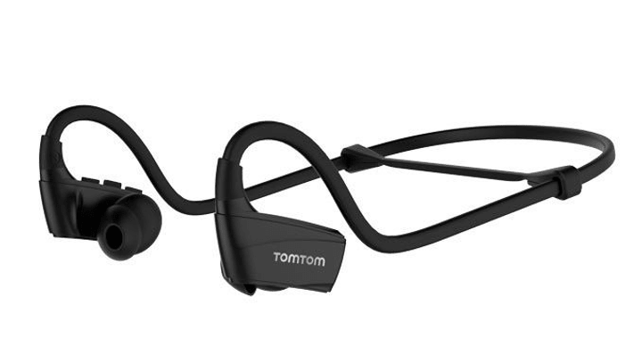 Sports Casque sans fil Bluetooth noir TOMTOM 785300127284 Photo no. 1