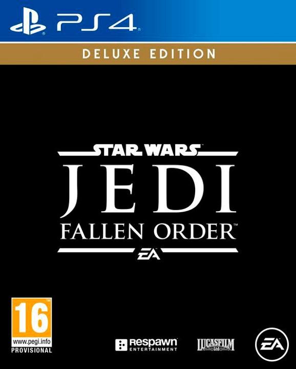 PS4 - Star Wars: Jedi Fallen Order Deluxe Edition Box 785300145617 Photo no. 1