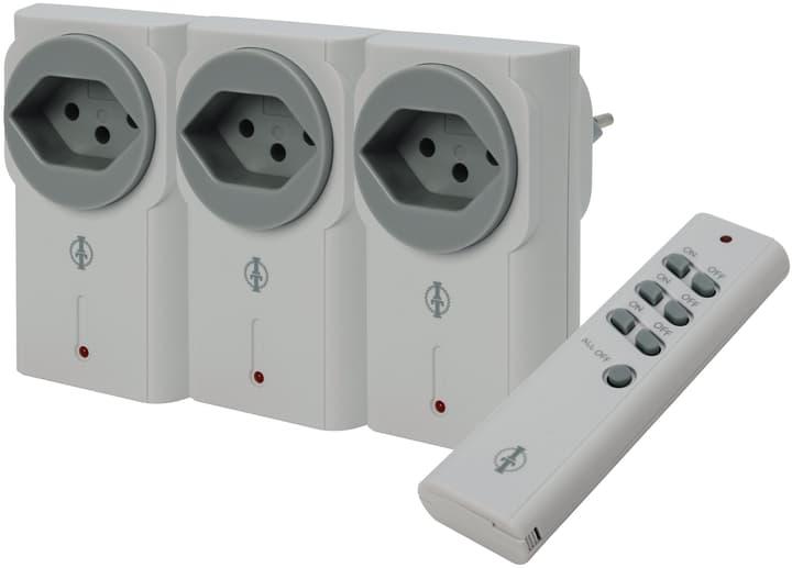 IT Set d'interrupteurs radios Steffen 612114300000 Photo no. 1