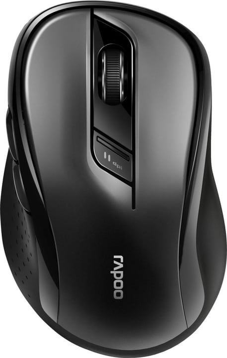 M500 silent office souris Souris Rapoo 785300144463 Photo no. 1