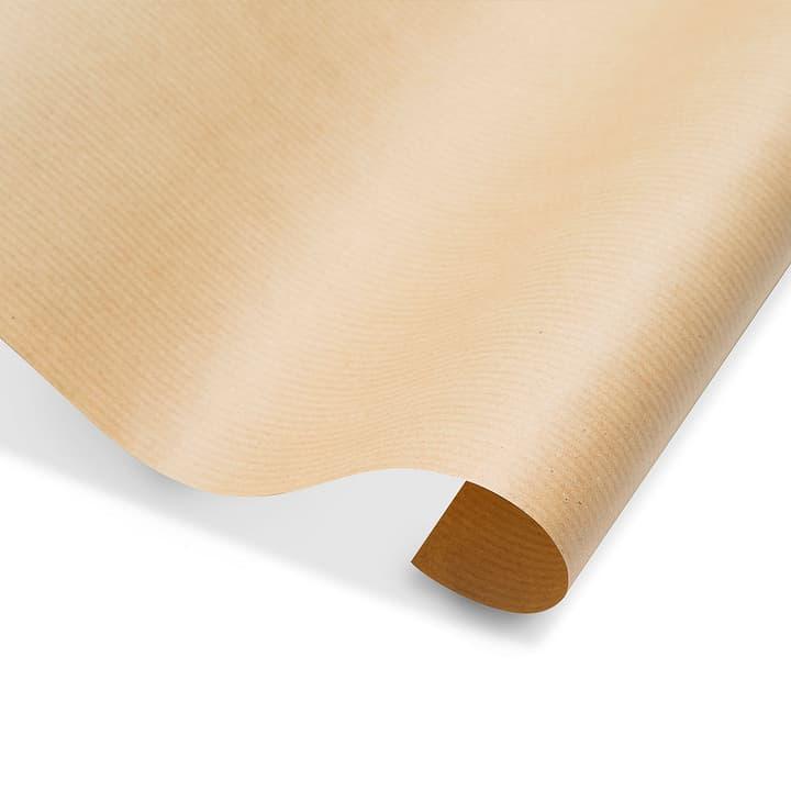 NATURALINE papier d'emballage 386240500000 Couleur Chameau kaki Dimensions L: 20.0 m x P: 0.7 m Photo no. 1