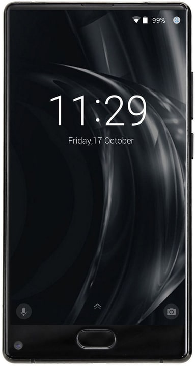 Mix Lite Dual SIM 16GB nero Smartphone Doogee 785300134058 N. figura 1