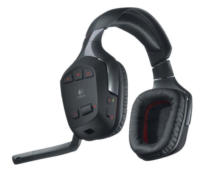 Wireless Gaming Headset G930 Logitech 79793280000014 Bild Nr. 1