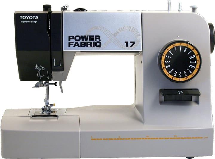 Power FabriQ Machine à coudre mécanique Toyota 717495800000 Photo no. 1