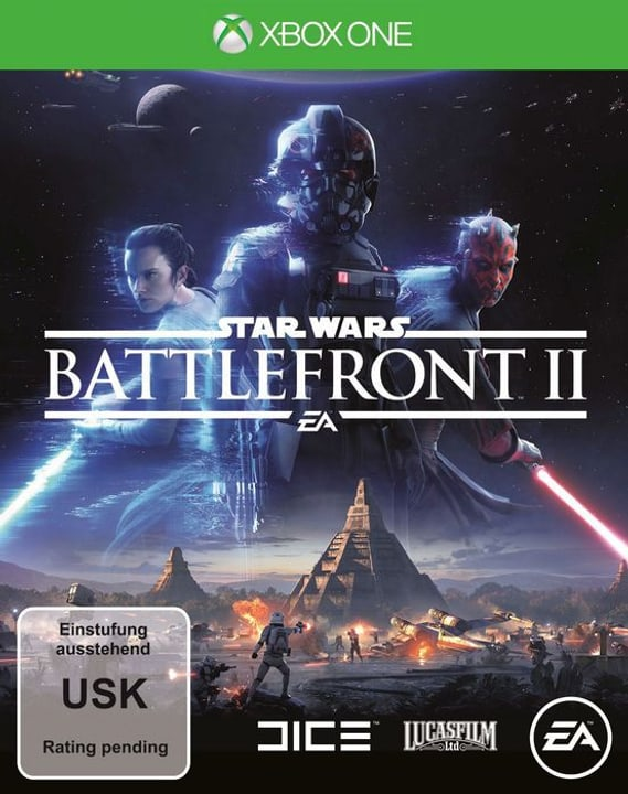 Star Wars: Battlefront II [XONE] (D/F/I) Box 785300128228 Bild Nr. 1