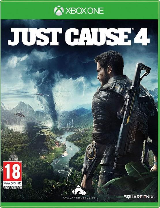 Xbox One - Just Cause 4 (F) Box 785300137805 Langue Français Plate-forme Microsoft Xbox One Photo no. 1