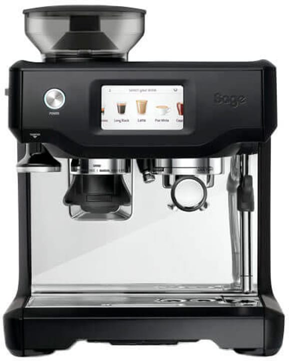 Barista Touch™ Black Truffel Machine à café espresso Sage 785300144399 Photo no. 1