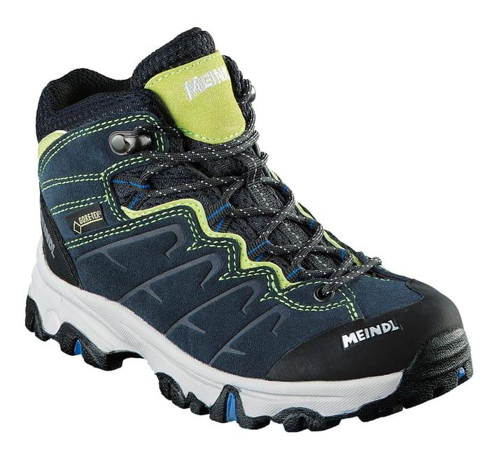 Minnesota GTX Chaussures de randonnée pour enfant Meindl 465506535080 Couleur gris Taille 35 Photo no. 1