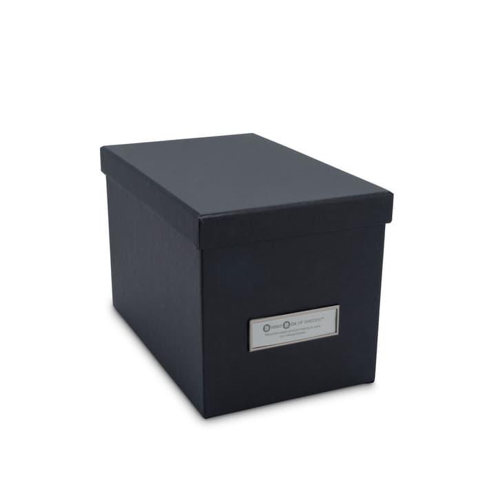 BIGSO CLASSIC boite pour CD/DVD 386001664069 Dimensions L: 22.0 cm x P: 14.0 cm x H: 14.5 cm Couleur Gris foncé Photo no. 1
