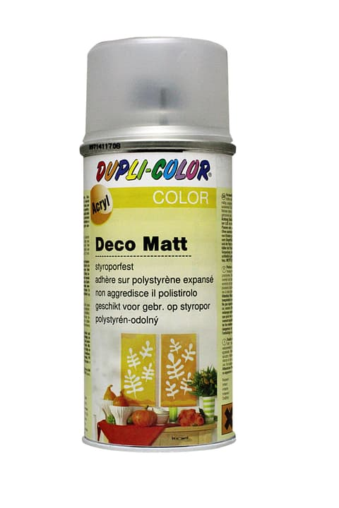 Vernice spray deco opaco Dupli-Color 664810200000 N. figura 1