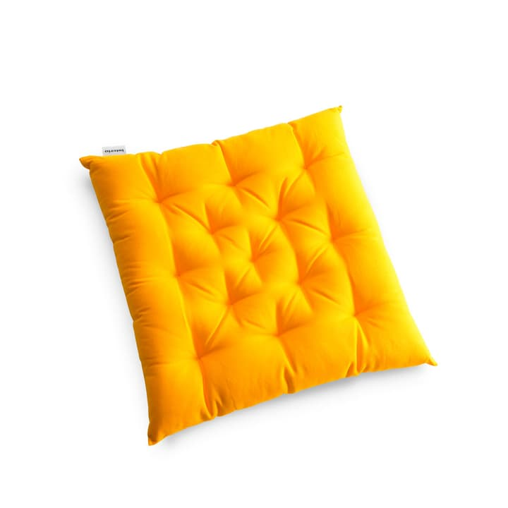 TABORA Sitzkissen 378044000000 Farbe Gelb Grösse B: 40.0 cm x T: 40.0 cm Bild Nr. 1