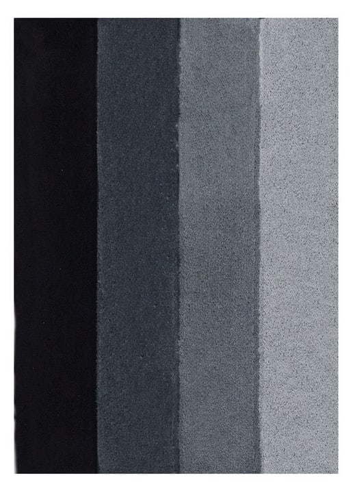 Tappetino da bagno Four spirella 675124400000 Colore Nero-Grigio Taglio 55x65cm N. figura 1