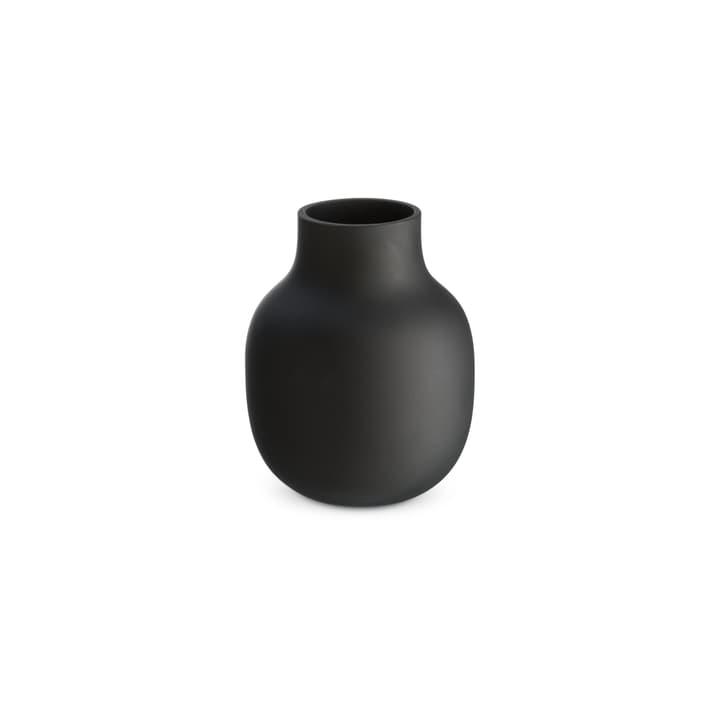 ARIS Vase 396118200000 Grösse B: 10.0 cm x T: 10.0 cm x H: 12.5 cm Farbe Schwarz Bild Nr. 1