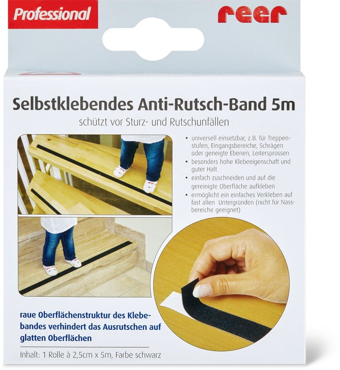 Antirutschband 5m Reer 614117700000 Bild Nr. 1