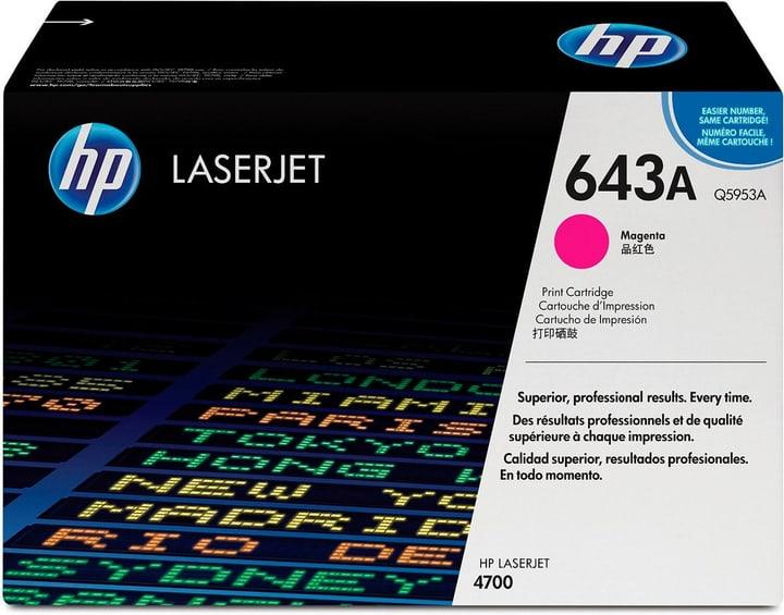 Q5953A 643A, magenta Toner HP 785300124777 Photo no. 1