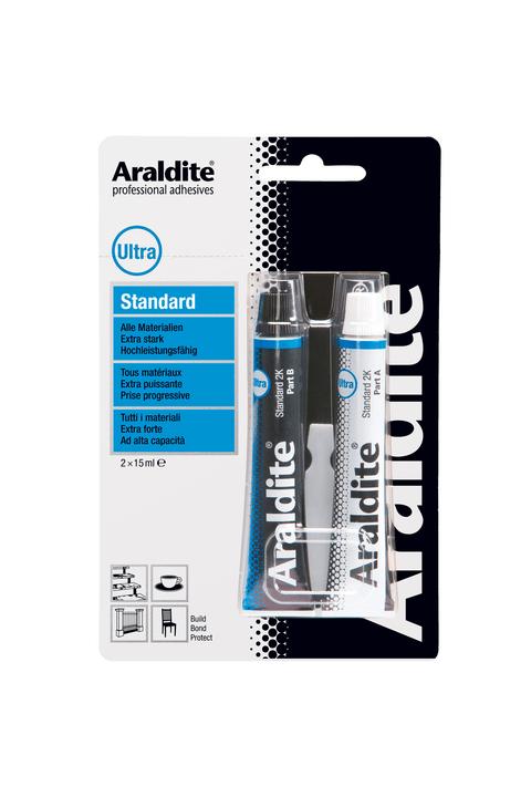 Standard, tubes, 2x15ml Araldit 663083200000 Photo no. 1